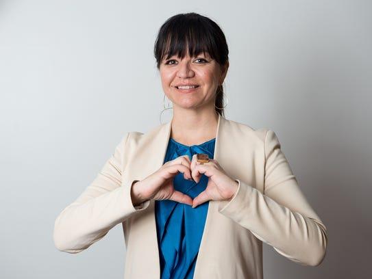 Renata Soto, executive director and co-founder of Conexion