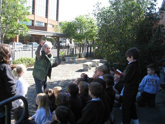 Lafayette Garden Club Butterfly Education Committee