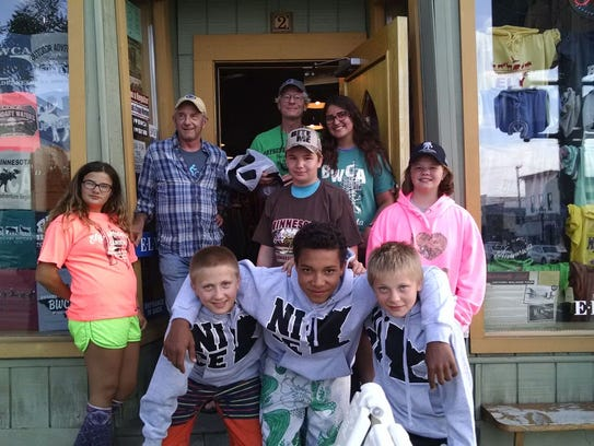 The Crow River Trail Guards group focuses on outdoor
