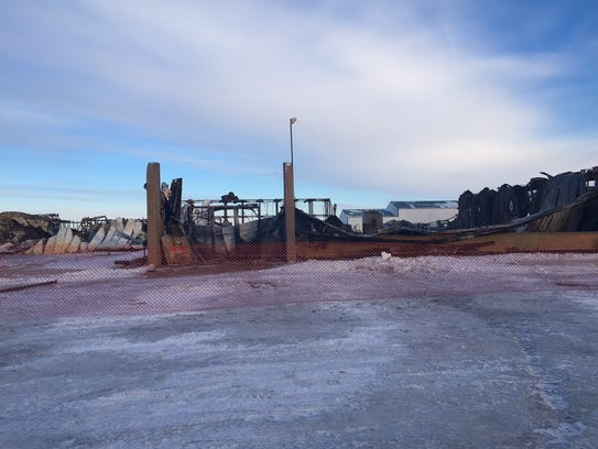 The owner of Big Equipment Co. near Havre says he plans
