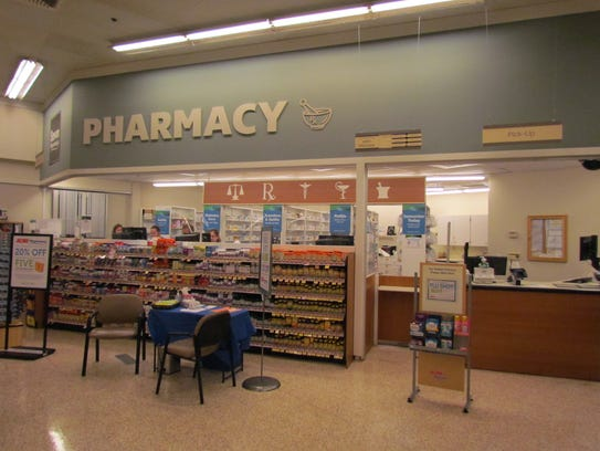 Flu shots and other recommended immunizations are available