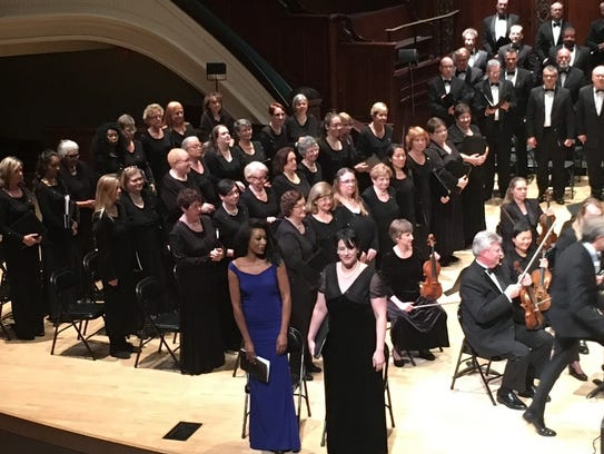 Rochester Oratorio Society.