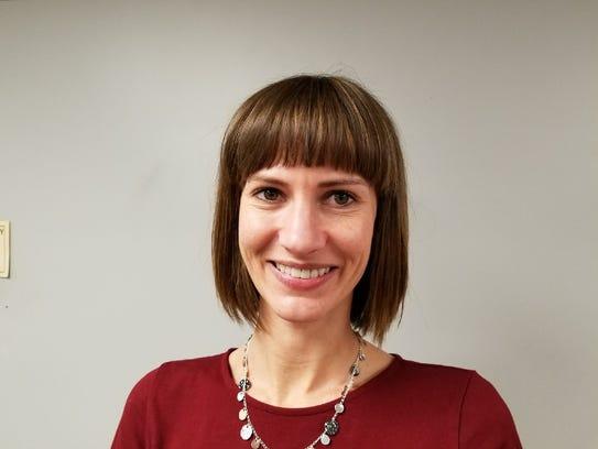 Rachel Crooks, a Clyde High School graduate will run