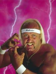 Hulk Hogan, then Terry Bollea, once managed The Anchor Club in Cocoa Beach.