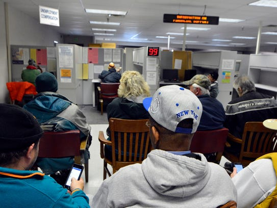 County residents needing to file for unemployment compensation