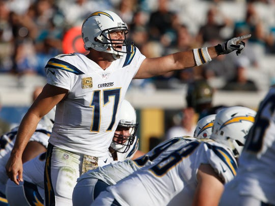 Philip Rivers will likely be ready to play Sunday against the Bills.