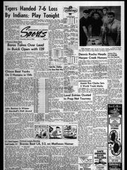 This Week in BC Sports History - June 4, 1965