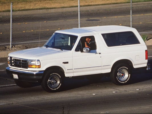 Should The 2020 Ford Bronco Be Promoted By Oj Simpson Page 1