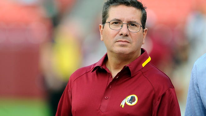 Washington Redskins owner Daniel Snyder has said he will never change the team's name, despite protests from Native American groups. Snyder also launched a foundation to support various needs on Indian reservations across the country.