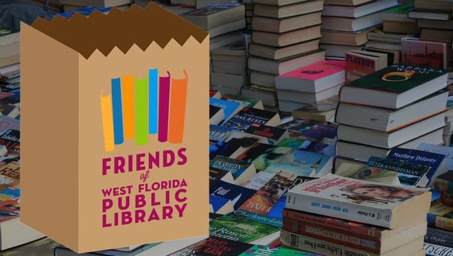 The West Florida Public Library is hosting a $5 Blowout Book Sale on Jan. 30.