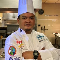 Meskla chef and owner receives Global Master Chef award