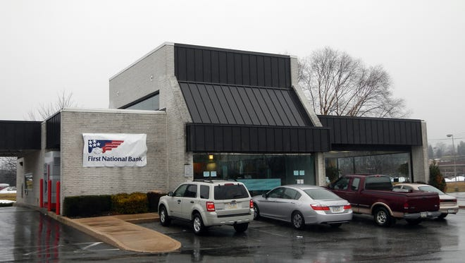 First National Bank in York Crossings Shopping Center