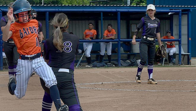 Beau Chene defeated Franklinton 11-1 on Tuesday in the first round of the softball playoffs. The eigth-seeded Gators will play host to No. 9 Lakeshore at 5:30 p.m. Friday.
