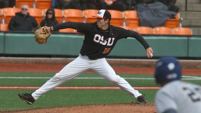 Oregon State pitcher Luke Heimlich has asked to be excused from the team.