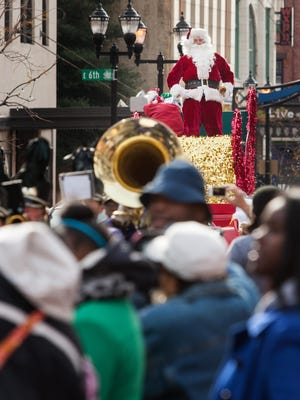 The 53rd annual Wilmington Jaycees Christmas Parade will be held Saturday in downtown Wilmington.