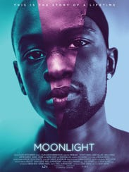 """The poster for """"Moonlight."""""""