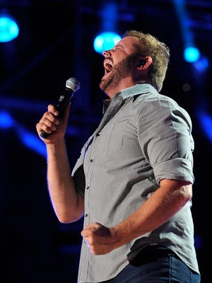 Randy Houser will perform at  Tootsie's Orchid Lounge's 55th birthday celebration in October.