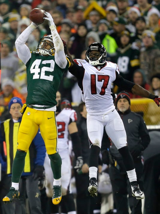 Morgan Burnett, Devin Hester
