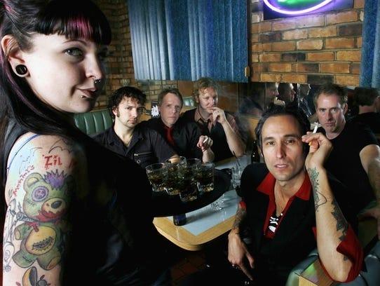 Detroit alternative rockers Sponge will perform at