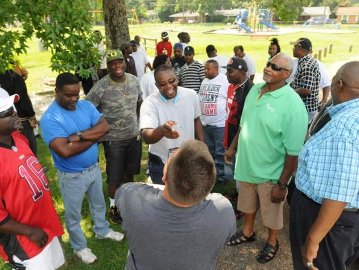 Up to 30 city of Shreveport garbage workers, who called out sick Monday and Tuesday, vowed to continue their fight for higher pay and better working conditions even though they returned to work today.