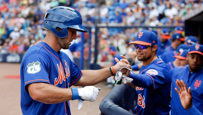 Tim Tebow will open the season in Class A.