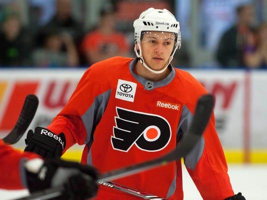 CHL 0909 Flyers Rookies