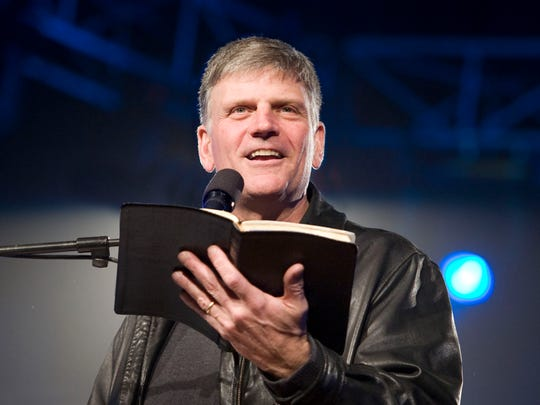 Decision Texas: The Lone Star Tour with Franklin Graham will begin at 7:30 p.m. Saturday, Oct. 14 at Whataburger Field, 734 E Port Ave.