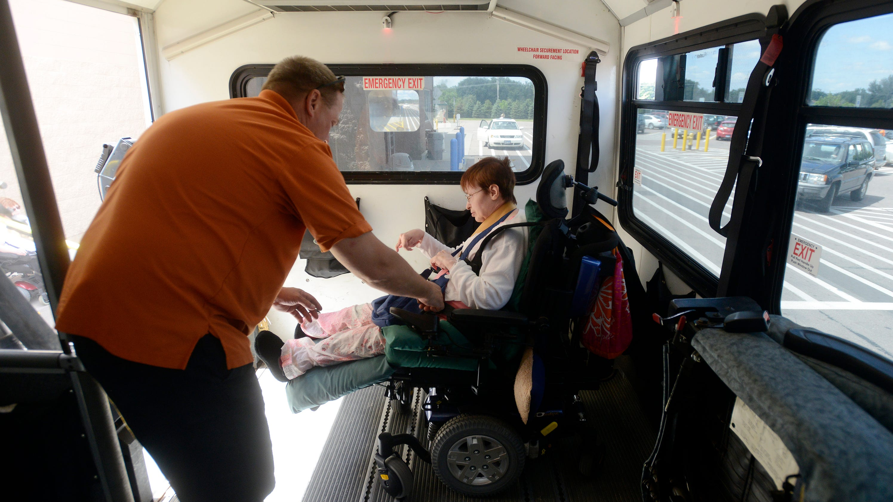 paratransit riders feel let down by changes