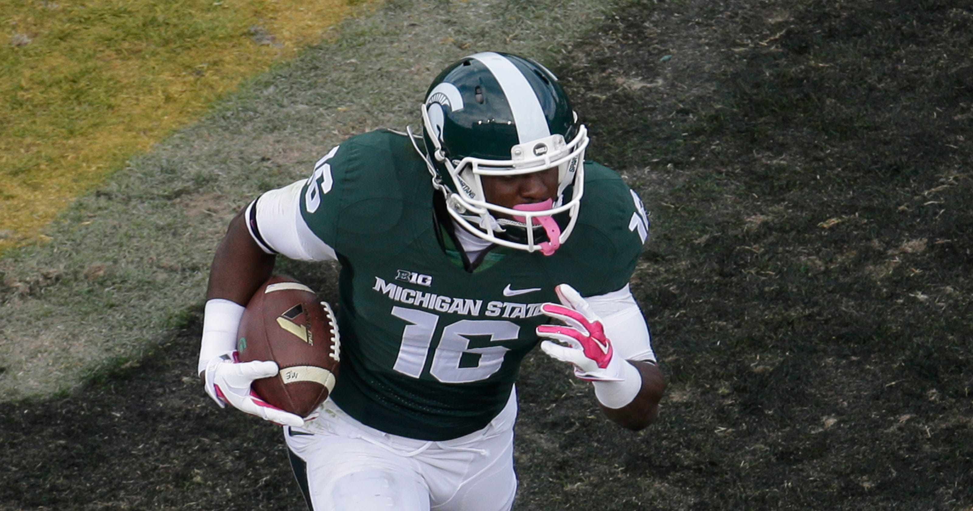 info for acfe5 0ab88 Michigan State's Aaron Burbridge wants to take on leadership ...