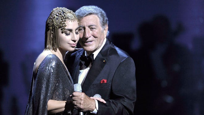 Lady Gaga and Tony Bennett will do a duet during the Grammys telecast Feb. 8.