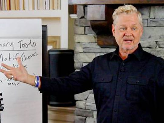 Company founder John Chisum at a recent Nashville Christian