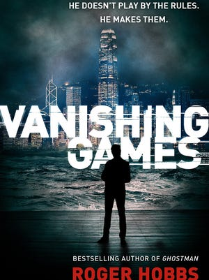 'Vanishing Games' by Roger Hobbs