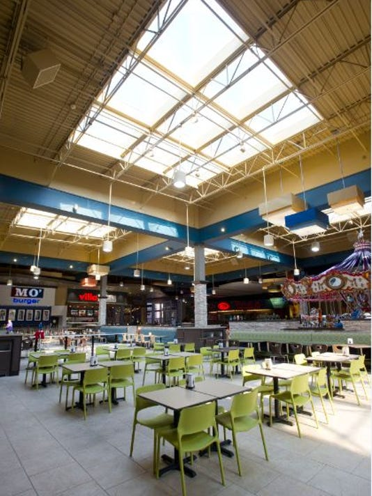 Arizona Mills new food hall