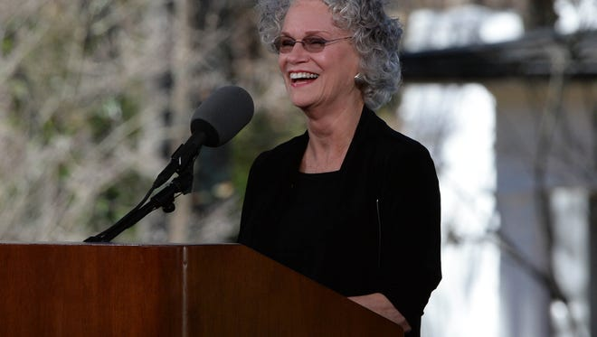 Ruth Graham, daughter of the Rev. Billy Graham, will be keynote speaker at the annual New Beginnings women's conference Feb. 2.