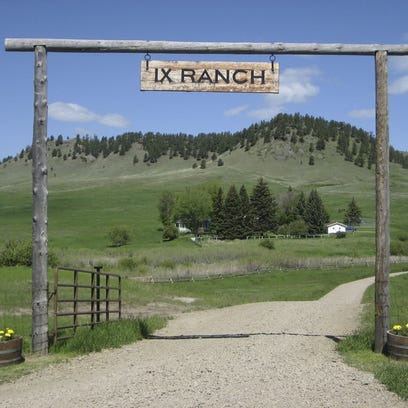 The 126,000-acre IX Ranch near Big Sandy  is for sale