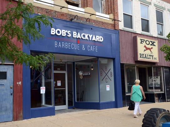 Bob S Backyard Bbq Food Truck Menu