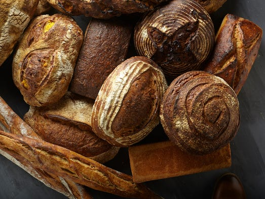 Milling grains to order produces rich, flavorful breads