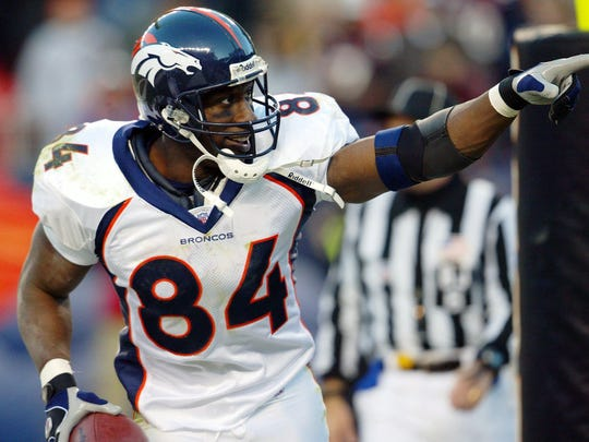 Shannon Sharpe, TE: Sharpe turned his trash talking into a second career as an analyst with CBS Sports. Much of what viewers see on Sundays is a watered-down version of his schtick from his playing days.