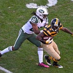 Jets drop third in a row with 31-13 loss to Steelers