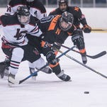 Northville holds off Churchill icers for 3-2 victory
