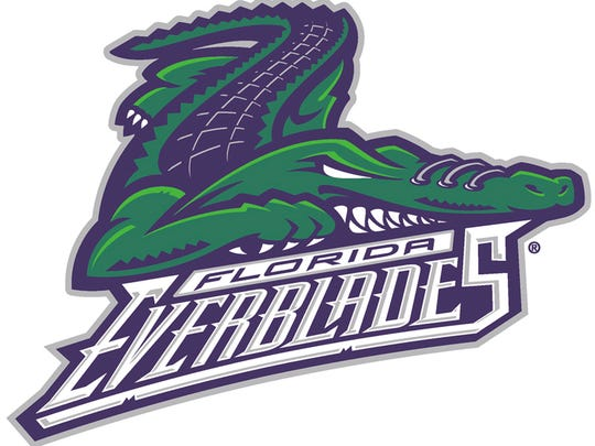 Florida Everblades Logo