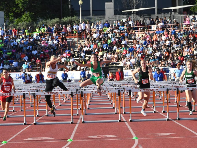 Blackwell's Abigail Sorrells defended her state title