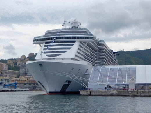 MSC Seaview first look: Inside MSC Cruises giant new ship