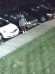 Salisbury police said the man in this photo is wanted