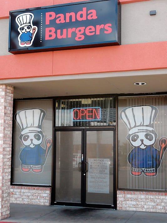 Panda Burgers is tucked away at 10780 Pebble Hills, Suite B3, in East El Paso.
