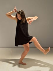 """MFA dance students at FSU School of Dance present """"Opposing Forces."""""""