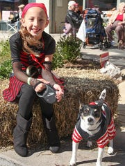 Admission to Pets & Pumpkins is $2 per person (or pet).