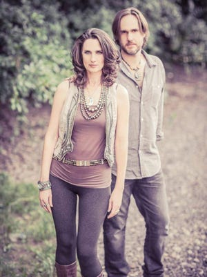 Stephanie Bettman and Luke Halpin will perform Saturday at 6 On The Square in Oxford.