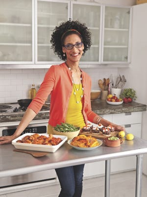 Carla Hall will share her culinary knowledge during a health education program for women next month.