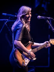 Susan Tedeschi of the Tedeschi Trucks Band, which is